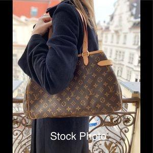 Authentic Louis Vuitton LV Batignolles Horizontal
